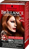 Schwarzkopf Brillance intensif-couleur-Creme / 901 Absolute cuivre