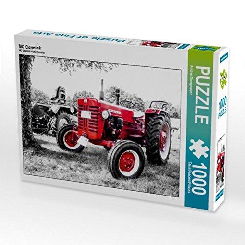 CALVENDO Puzzle MC Cormick 1000 Teile Lege-Größe 64 x 48 cm Foto-Puzzle Bild von Andrea Dreegmeyer