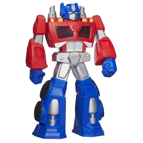 Playskool Heroes Transformers Rescue Bots Epic Optimus Prime Figure