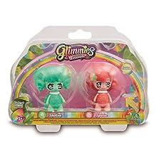 Glimmies – Serie 2 blister 2 figure Shelisa + Spiria (Giochi Preziosi GLN01000)