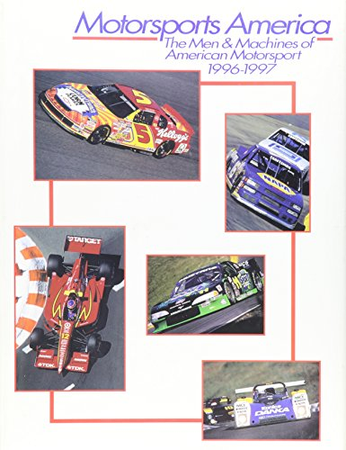 Motorsports America: The Men and Machines of American Motorsports 1996-97 (Motorsports America: The Men & Machines of American Motorsport) por Autosport International