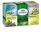 L'Angelica Misto Tisane 4 Gusti - 20 filtri