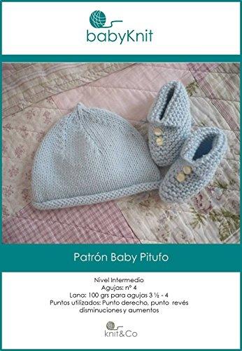 Patrón baby pitufo: gorro y patucos para bebé Descarga gratuito EPUB