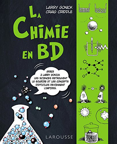 La Chimie en bandes dessinées par Collectif