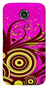 TrilMil Printed Designer Mobile Case Back Cover For Motorola Moto X 2nd Generation