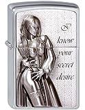 Zippo Briquet #207 Secret Desire Emblem