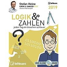 Logik & Zahlen 2019 Tagesabreißkalender