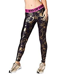 Zumba Fitness Never Stop shinin 'Legging Madame Pantalons