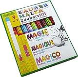 Unbekannt Colores Ökonorm 72001, rotuladores mágicos Que cambian de Color