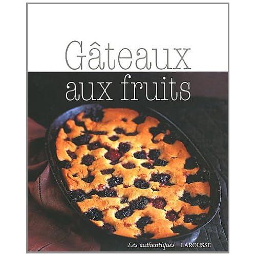 Gateaux aux fruits