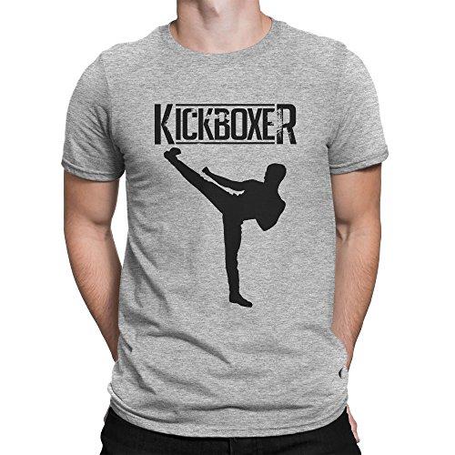 JCVD 2017 Kickboxer Jean Claude Van Damme Homme T-shirt M
