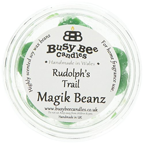 busy bee candles rudolph