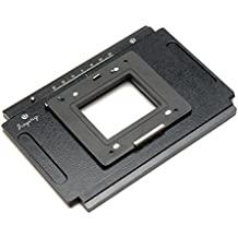 Joycorner® Jieying Adaptadores Movibles para camaras Moveable Adapter For Phase One Hasselblad H To Linhof Sinar Toyo Horseman 4x5