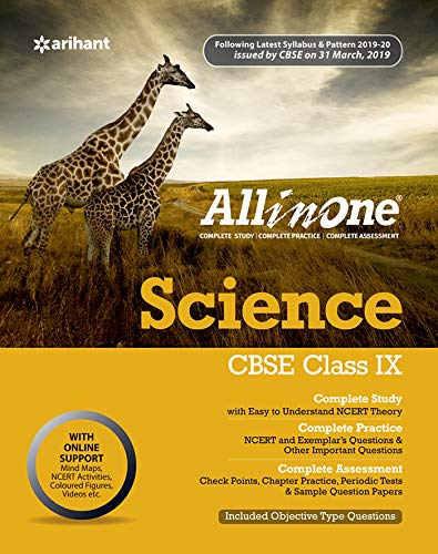 All In One Science CBSE class 9