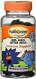 Seven Seas Haliborange Mr Men Little Miss Immune Support Softies 30 from Seven Seas Ltd