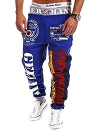 MT Styles pantalon de sport FLAG homme R-523