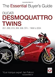 Ducati Desmoquattro Twins: 851, 888, 916, 996, 998, ST4 1988 to 2004 (The Essential Buyer's Guide) by Ian Falloon (2013-11-01)
