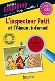 Telecharger Livres L inspecteur Petit et l Aimant infernal Cahier de vacances (PDF,EPUB,MOBI) gratuits en Francaise