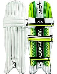 Kookaburra críquet deporte Kahuna 150Batsman ambidextro Legguard almohadillas para bateador de críquet, color multicolor, tamaño hombres