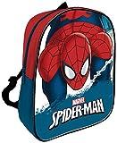 Spiderman sm11412Mochila, multicolor