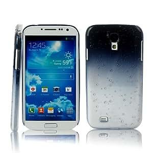 Mavis's Diary Super-Luxus samsung galaxy S4 hülle Schutzhülle Harte Case Rückseite Schale Tasche Etui hülle hüllen Protection Case protective cover handytasche zubehör für Samsung Galaxy S4 S IV i9500 i9505 Schwarz
