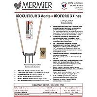 Bioculteur 3 dents