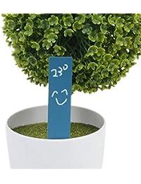 Fengh plástico planta guardería jardín maceta varillas estacas ...