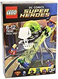 LEGO DC Universe Super Heroes 76040 - Brainiacs Attacke