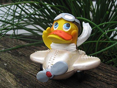 Lanco Quietscheentchen - Airplane Duck -