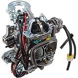 Desconocido Carburador de carburador para Toyota 22R Celica 4 Runner Estilo Motor sin Aceite y sin