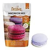 Decora Preparado En Polvo Para Macaron Violeta  250 g