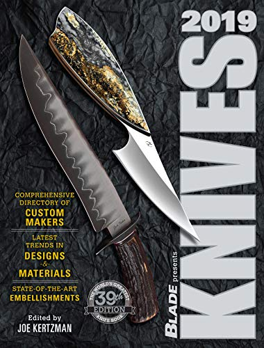 Knives 2019: The World's Greatest Knife Book
