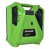 Kawasaki 603010975 Kompressor, 1100 W, 230 V, grün, schwarz