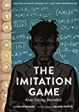 The Imitation Game: Alan Turing Decoded by Jim Ottaviani front cover