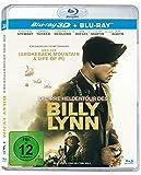 Die irre Heldentour des Billy Lynn [3D Blu-ray]