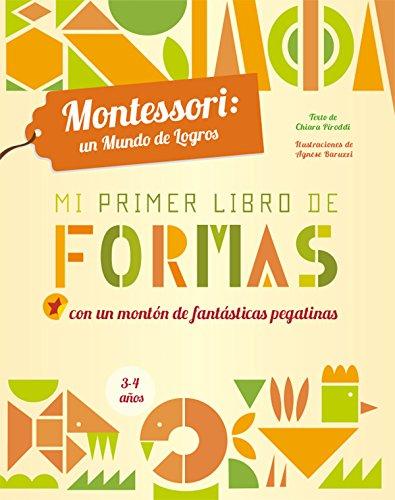 MI PRIMER LIBRO DE FORMAS (VVKIDS) (Vvkids Montesori)