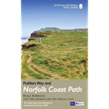 Peddars Way and Norfolk Coast Path: National Trail Guide (Trail Guides)