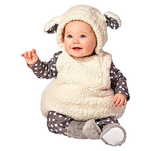 little Lamp Baby Lamm entzückendes Fasching Halloween Karneval -