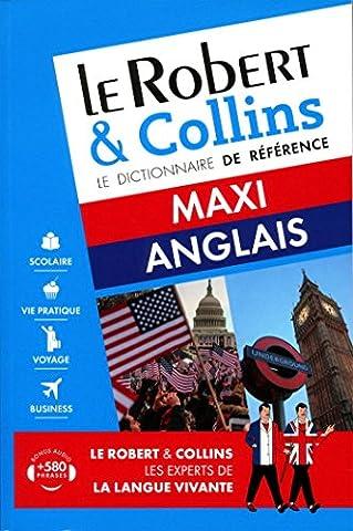 Francais Anglais - Le Robert & Collins Maxi