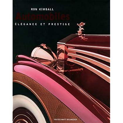 Automobiles - Elégance et prestige