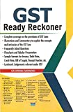 Lawpoint's GST Ready Reckoner by CA. Vishal Saraogi [1st Edn. July 2017]