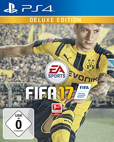 FIFA 17 - Deluxe Edition (exkl. bei Amazon.de) - [PlayStation 4]