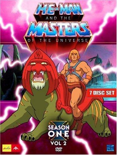 Season 1, Volume 2 (Episode 34-65) (7 DVDs)
