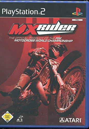 Mx Rider-(Ps2)