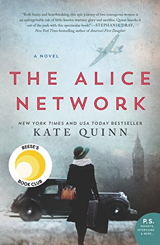 The Alice Network: A Novel por Kate Quinn