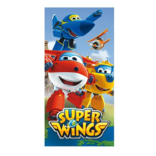 Toalla Superwings