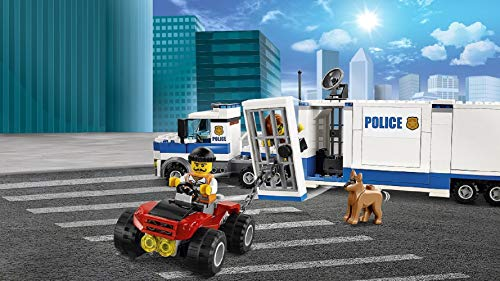 Lego 60139 City Mobile Einsatzzentrale, Bausteinspielzeug - 6