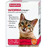 Beaphar WORMclear for Cats and Kittens