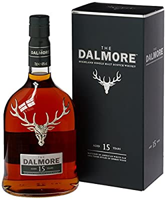 Dalmore 15 Year Old Single Malt Whisky 70 cl