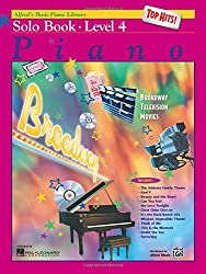 Alfred basic piano course TOP HITS SOLO level 4 --- Piano --- Alfred Publishing